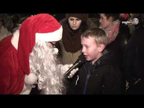 Weihnachtsaktion 2014 in Vechta