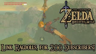 Link Ragdolls, for 200 Subscribers!
