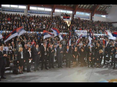 Централни митинг СДС-а у Сокоцу (06.10.2014.)