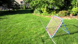 Tchoukball Tutorial