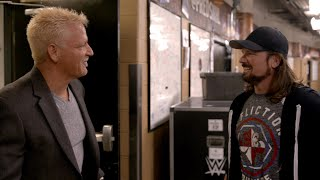 Jeff Jarrett reunites with AJ Styles and other Superstars: WrestleMania Diary
