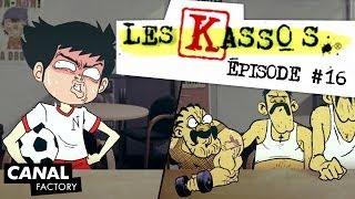 Les Daltonne et Captain Olivio - Les Kassos #16