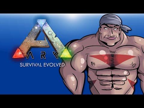 Ark Survival Evolved EP .1 (Freaks and Dinosaurs!)