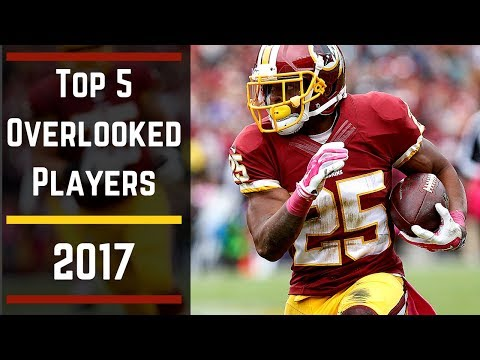 5 Overlooked Players 2017 Fantasy Football