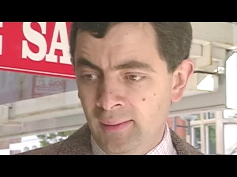 Mr Bean - Shopping For Towels video