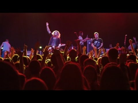 College Vlog Trip (Jill Striff, We The Kings, and Rooftop Party)