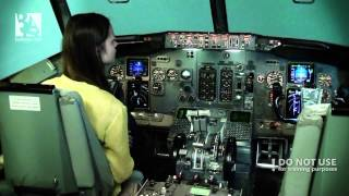 Download Song An amateur trying to land a Boeing 737 CL -- Baltic Aviation academy Free StafaMp3
