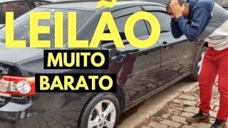 CARROS DE LEILÃO BARATOS