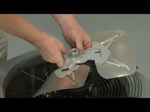 Fan Blade - York AC Condensing Unit