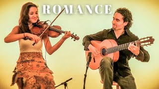 Spanish Guitar and Violin - ROMANZA (Spanish Romance)