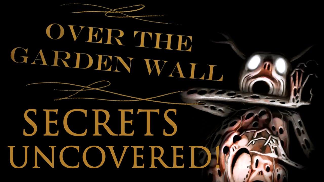 The Secrets Of Over The Garden Wall Revealed Virtual Jordan Youtube