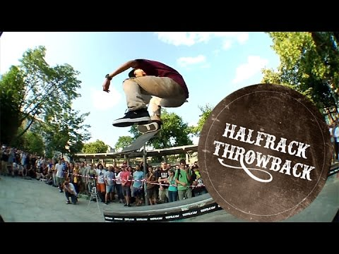 Nick Tucker - Halfrack Throwback Ep. 5