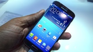 Samsung Galaxy S4 Event Recap (Hands-On)