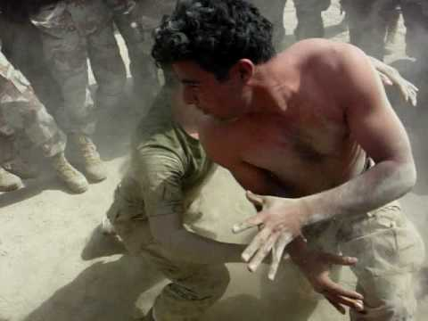 US Marine Infantry Vs. Iraqi Special Forces