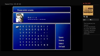 Final fantasy VII part 2 path to the Next bombing