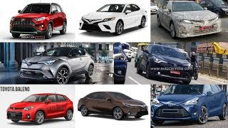 top 6 toyota cars upcoming 2019