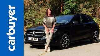 Mercedes GLA SUV 2014 - Carbuyer