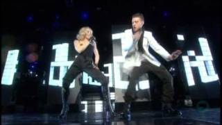 Download Lagu 03. Madonna feat Justin Timberlake - 4 Minutes [Live at Hard Candy Promo Tour] Gratis STAFABAND