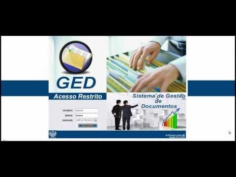 GED - Gestão Eletronica de Documentos