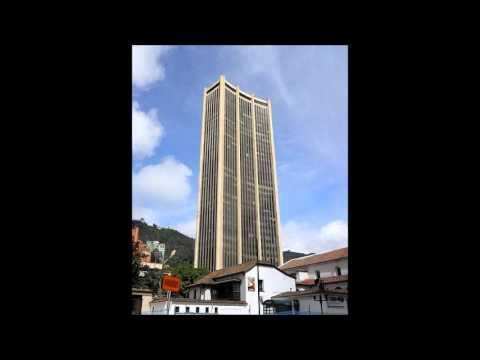 los 15 edificios mas altos de bogota 2012