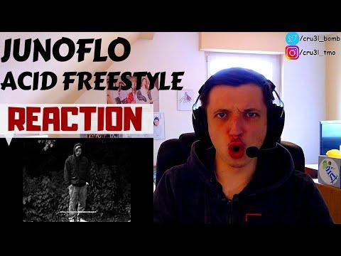 Download REACTION | Junoflo - Acid Freestyle M/V Mp4 baru