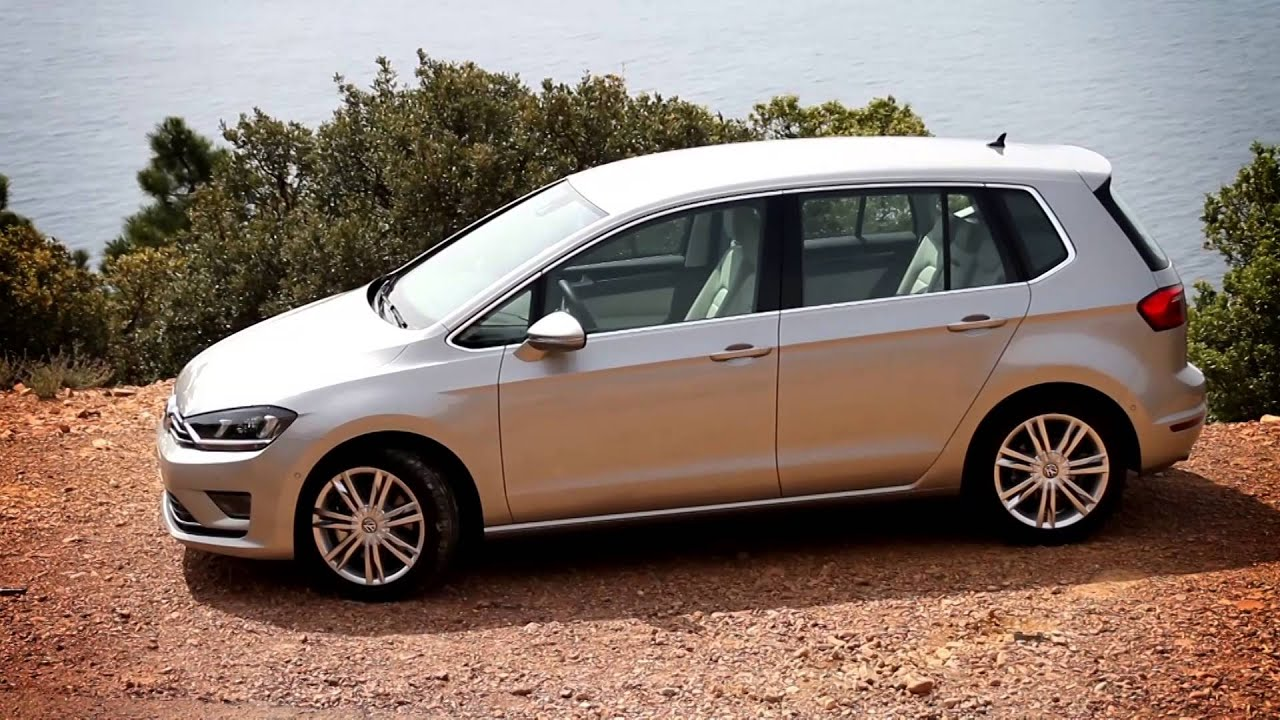 volkswagen vw golf sportsvan test 2 0 tdi 110kw 150ps. Black Bedroom Furniture Sets. Home Design Ideas