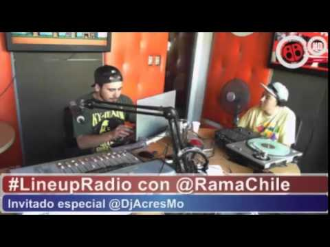 LineUp Radio Black Music Cap. 2 - Raúl Muñoz & Dj Acres (18-01-2015) Radio Carolina