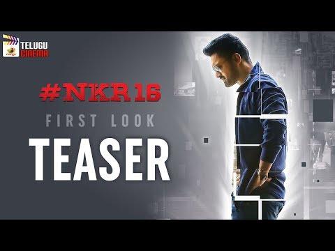 #NKR16 FIRST LOOK TEASER | Kalyan Ram | Nivetha Thomas | Shalini Pandey | Mango Telugu Cinema