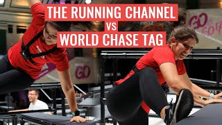 We Try World Chase Tag - Is This The Craziest Sport You've Never Heard Of?