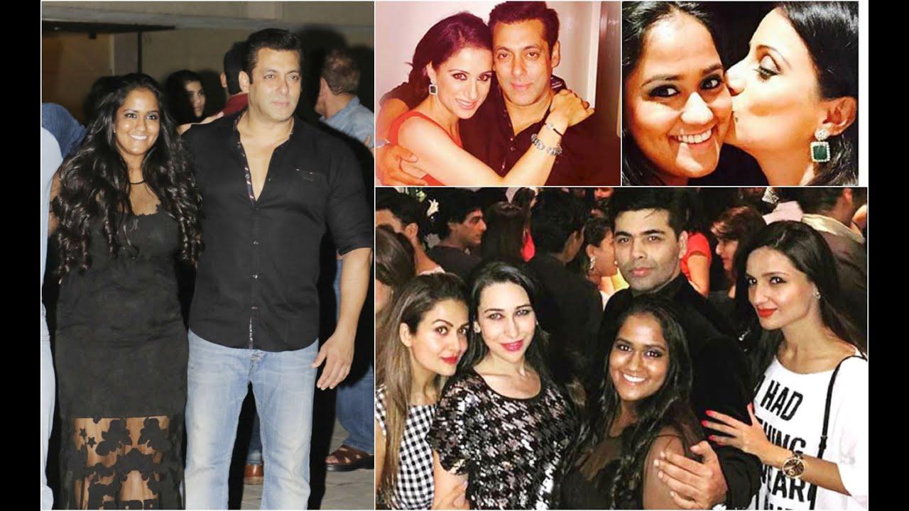 Salman Khan Birthday Party 2015 Khan Birthday Party 2015