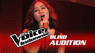 Gloria Jessica I`m Not Your Toy   The Blind Audition   The Voice Indonesia 2016