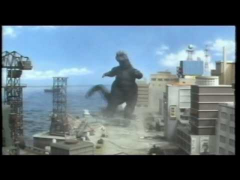 Godzilla Music Video video