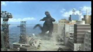 Godzilla Music Video