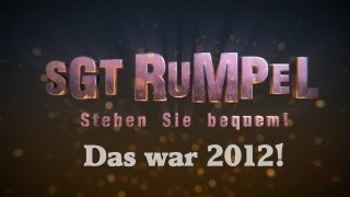 2012 Tode mit SgtRumpel! [Compilation] [deutsch]