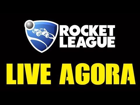 ROCKET LEAGUE AO VIVO AGORA!!!