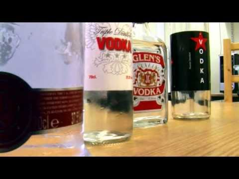 Lincolnshire Trading Standards Fake Vodka