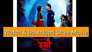 stree movie download free full movie