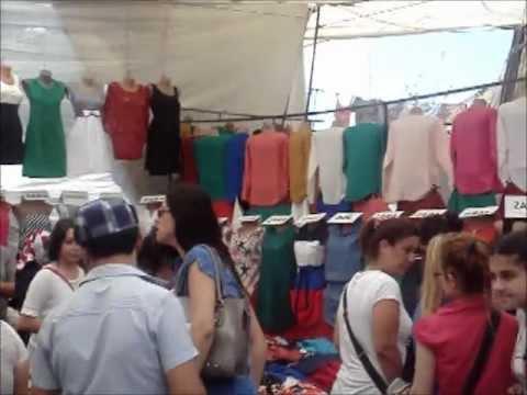 Шоппинг в Стамбуле: субботний базар в Бакыркёе