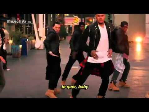 Chris Brown ft  Lil' Wayne & Tyga   Loyal Explicit Legendado Tradução Clipe Oficial