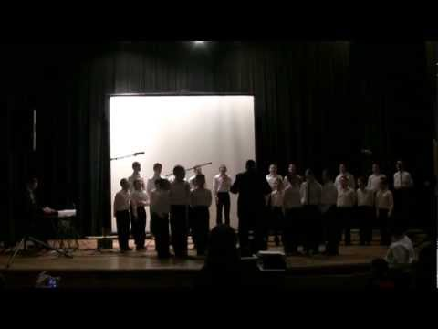 Nekadesh (Miami Boys Choir) performed by YKY/Torah Institute Choir