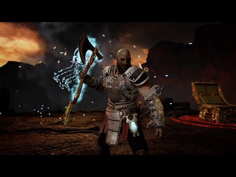 God of War - Most Powerful Build in the Game: Zeus' Set - NG+ Gauntlet (Give Me God of War) thumbnail