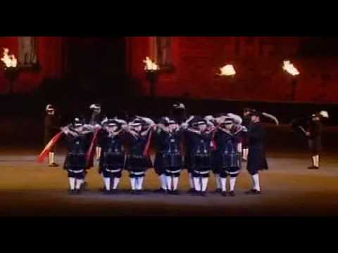 Top Secret Drum Corps Edinburgh Military Tattoo 2006 Video