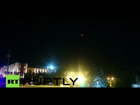 Turkey coup: Helicopters buzz Ankara as military attempts to take over govt