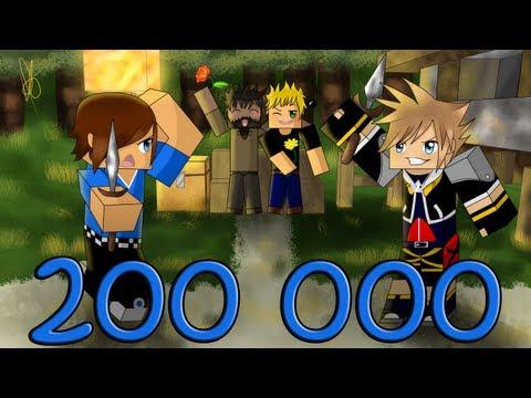 Hunger Games CoopTeam - 200 000 Abonn és !