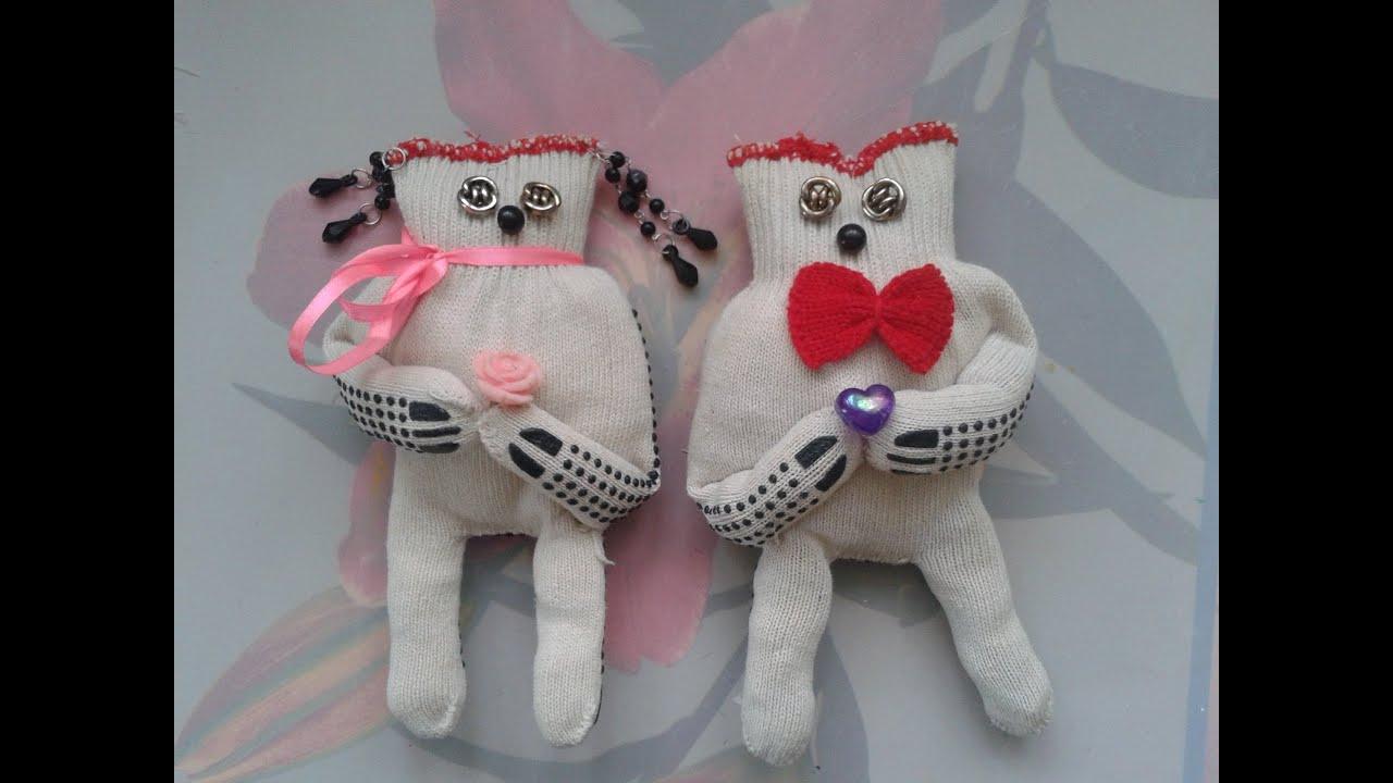 Изготовление перчаток своими руками