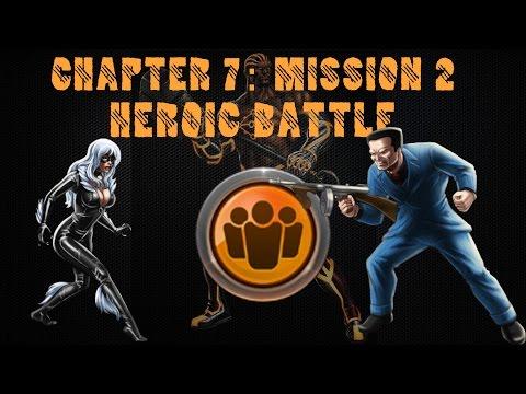 Marvel Avengers Alliance Season 2: Chapter 7, Mission 2 Heroic Battle
