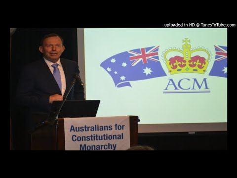 Interview With Former Prime Minister Tony Abbott - SBS Amharic