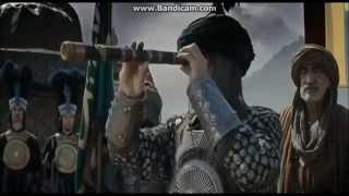 Ottoman (Turk) Cavalry Charge