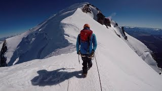 Mont Blanc Hike&Fly | Paragliding from the top of the Alps