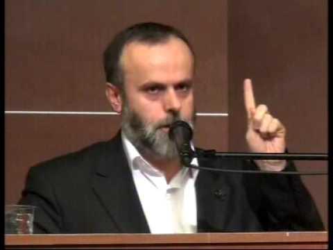 Ehl-i Beyt Kültür ve Dayanışma Vakfı Genel Başkanı Ali Yeral KONUŞMASI
